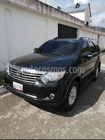 Toyota Fortuner 4x4 usado (2015) color Negro precio BoF36.000