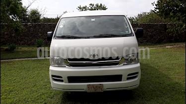 Foto venta Auto Seminuevo Toyota Hiace 2.7L Bus 13 Pas (2008) color Blanco precio $195,000