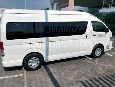 Foto venta Auto Seminuevo Toyota Hiace 2.7L Bus 15 Pas (2015) color Blanco precio $330,000