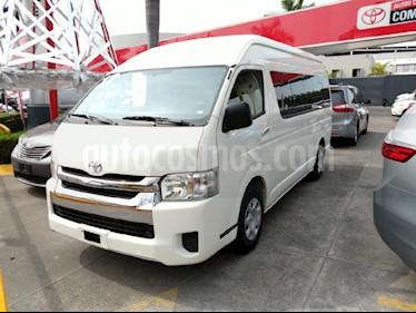 Foto venta Auto Seminuevo Toyota Hiace 2.7L Bus 15 Pas (2017) color Blanco precio $439,000