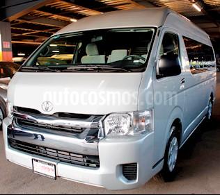 Foto venta Auto nuevo Toyota Hiace 2.7L Bus 15 Pas color Plata precio $502,200