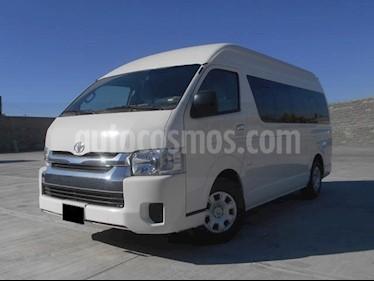 Foto venta Auto usado Toyota Hiace 2.7L Bus Commuter 15 Pas (2019) color Blanco precio $488,000