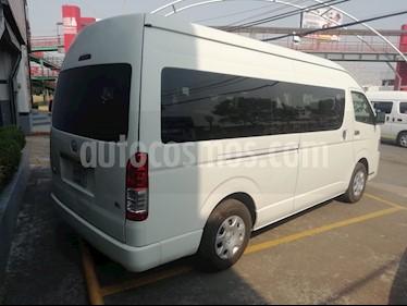 Foto venta Auto usado Toyota Hiace 2.7L Panel Larga (2014) color Blanco precio $310,000