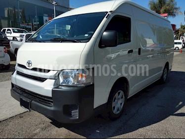 Foto venta Auto usado Toyota Hiace 2.7L Panel Super Larga (2017) color Blanco precio $335,000