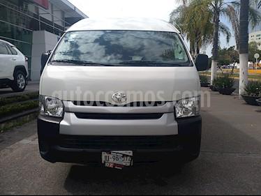 Foto venta Auto usado Toyota Hiace 2.7L Panel Super Larga (2016) color Blanco precio $320,000