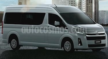 Toyota Hiace 3.5L 12 Pas nuevo color Blanco precio $558,400