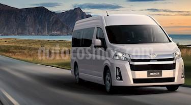 Foto Toyota Hiace 3.5L 12 Pas nuevo color Blanco precio $558,400