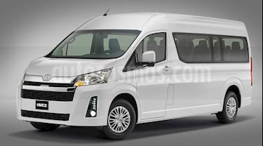 Toyota Hiace 3.5L Ventanas Super Larga nuevo color Blanco precio $484,200