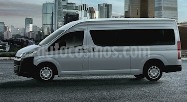 Toyota Hiace 3.5L Ventanas Super Larga nuevo color Blanco precio $494,400