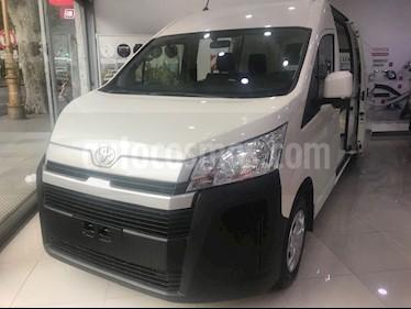 Toyota Hiace L2H2 2.8 TDI Aut nuevo color Blanco precio u$s45.400