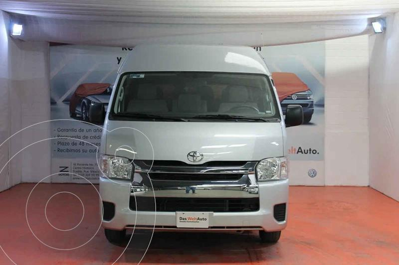 Toyota Hiace 2.7L Panel Super Larga usado (2019) color Blanco precio $450,000