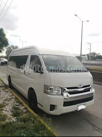 Toyota Hiace 2.7L Bus 15 Pas usado (2015) color Blanco precio $295,000