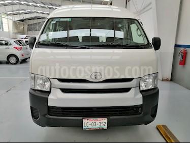 Toyota Hiace 2.7L Panel Larga usado (2019) color Blanco Magnesio precio $345,000
