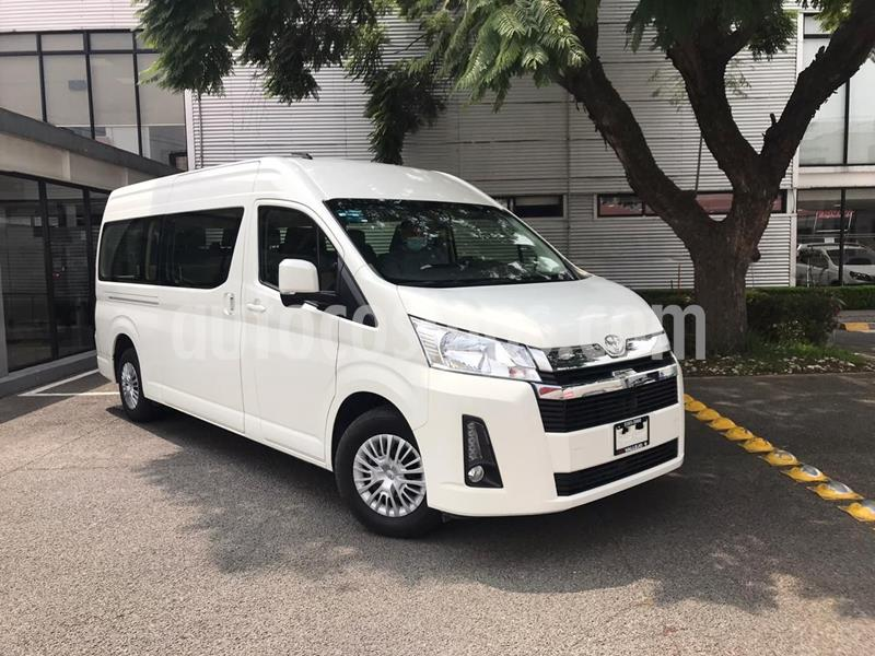 foto Toyota Hiace 3.5L 12 Pas usado (2020) color Blanco precio $550,000