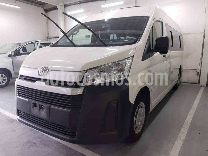 Toyota Hiace 2.7L Ventanas Superlarga usado (2020) color Blanco precio $430,000