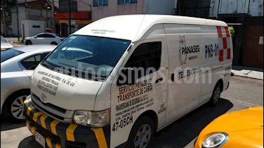 Toyota Hiace 2.7L Panel Super Larga usado (2008) color Blanco precio $150,000