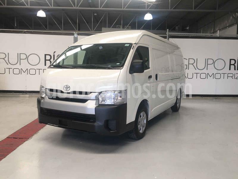 Toyota Hiace 2.7L Panel Super Larga usado (2019) color Blanco precio $359,000