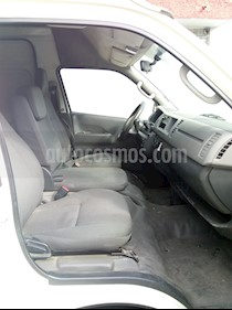 Toyota Hiace 2.8L Panel Superlarga usado (2012) color Blanco precio $180,000