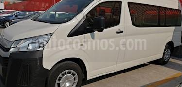 Toyota Hiace 3.5L Ventanas Super Larga usado (2020) color Blanco precio $415,000
