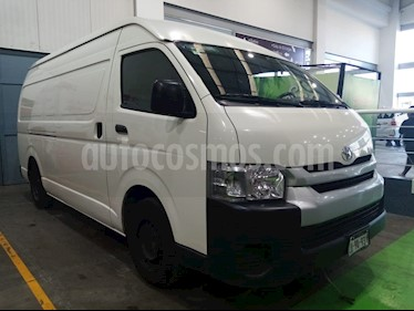 Toyota Hiace 2.7L Panel Super Larga usado (2018) color Blanco precio $339,000