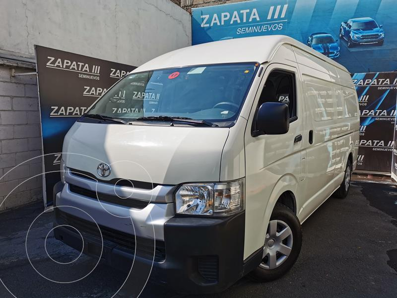 Foto Toyota Hiace 2.7L Panel Super Larga usado (2019) color Blanco precio $420,000