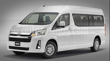 Toyota Hiace 2.8L Panel Superlarga nuevo color Blanco precio $494,900