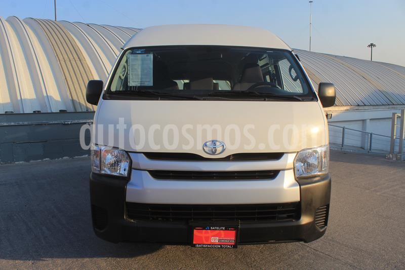 Toyota Hiace 2.7L Ventanas Superlarga usado (2019) color Blanco precio $399,000