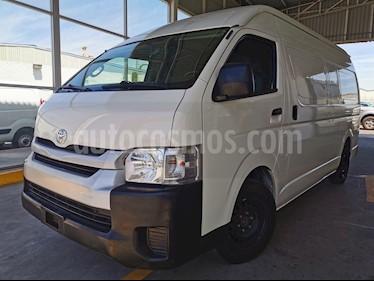 Toyota Hiace 2.7L Panel Larga usado (2018) color Blanco Magnesio precio $340,000