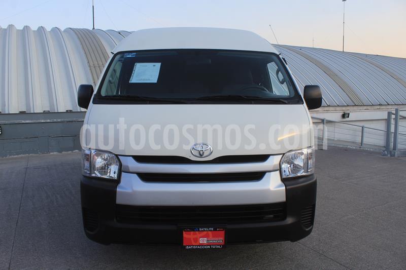 Toyota Hiace 2.7L Van Super Larga usado (2019) color Blanco Magnesio precio $360,000