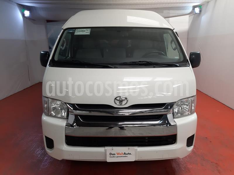 Toyota Hiace 3.5L 12 Pas usado (2015) color Blanco precio $335,000