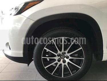 Foto venta Auto usado Toyota Highlander 5p Limited V6/3.5 Aut (2017) color Blanco precio $549,000