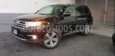 Foto venta Auto Seminuevo Toyota Highlander Base (2011) color Negro precio $209,900
