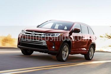 Toyota Highlander LE nuevo color Blanco precio $592,000