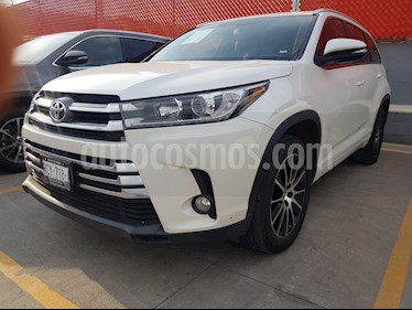 Foto venta Auto usado Toyota Highlander Limited Panoramic Roof (2017) color Blanco precio $545,000