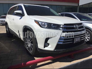 Foto venta Auto usado Toyota Highlander Limited Panoramic Roof (2017) color Blanco precio $528,000