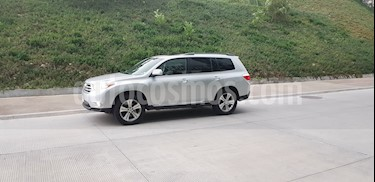 Foto Toyota Highlander Limited Panoramic Roof usado (2013) color Plata precio $285,000