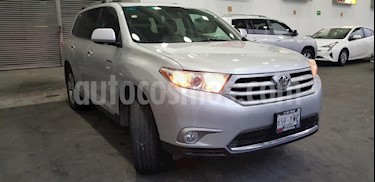 Foto venta Auto Seminuevo Toyota Highlander Limited (2012) color Plata precio $269,900
