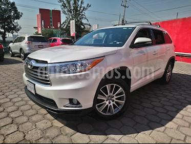 Foto venta Auto usado Toyota Highlander Limited (2016) color Blanco Alpine precio $490,000