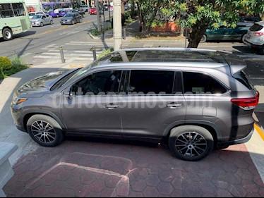 Foto venta Auto usado Toyota Highlander Limited (2017) color Gris precio $539,900