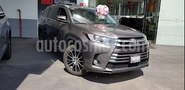 Foto venta Auto usado Toyota Highlander Limited (2018) color Gris Metalico precio $575,000