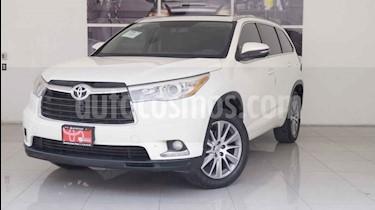 Foto venta Auto usado Toyota Highlander Limited (2015) color Blanco precio $340,000