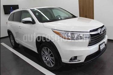 Foto venta Auto usado Toyota Highlander Limited (2015) color Blanco precio $349,000