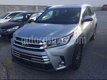 Toyota Highlander Limited usado (2019) color Plata precio $700,000