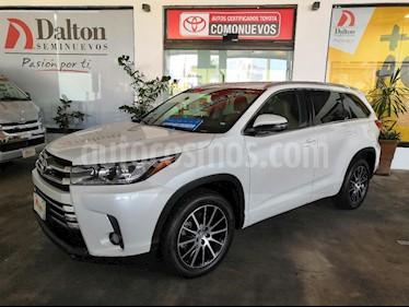 Foto venta Auto Seminuevo Toyota Highlander Limited (2017) color Blanco precio $599,000