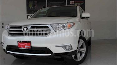Foto Toyota Highlander Limited usado (2013) color Blanco precio $253,000