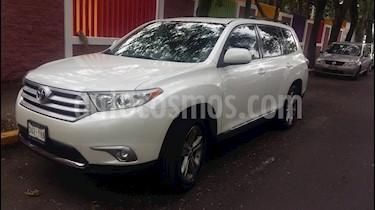 Foto Toyota Highlander Limited usado (2013) color Blanco Perla precio $300,000