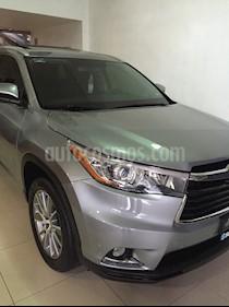 Toyota Highlander Limited usado (2015) color Plata precio $415,000