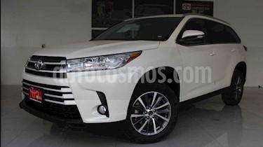 Toyota Highlander 5p XLE V/3.5 Aut usado (2019) color Blanco precio $599,000