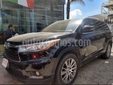 Foto Toyota Highlander Limited Panoramic Roof usado (2015) color Negro precio $340,000