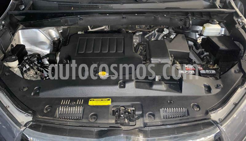 Toyota Highlander Limited usado (2015) color Plata precio $397,999